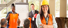 CLASSES STRUCTURED TO MEET OSHA REQUIREMENTS